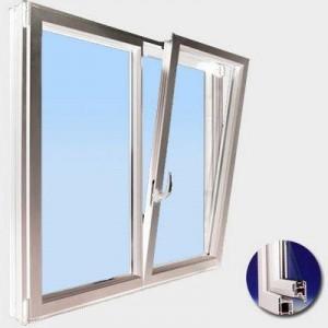 finestre PVC Roma